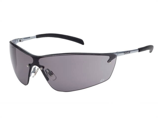 Bolle Silium Safety Glasses (Smoke)