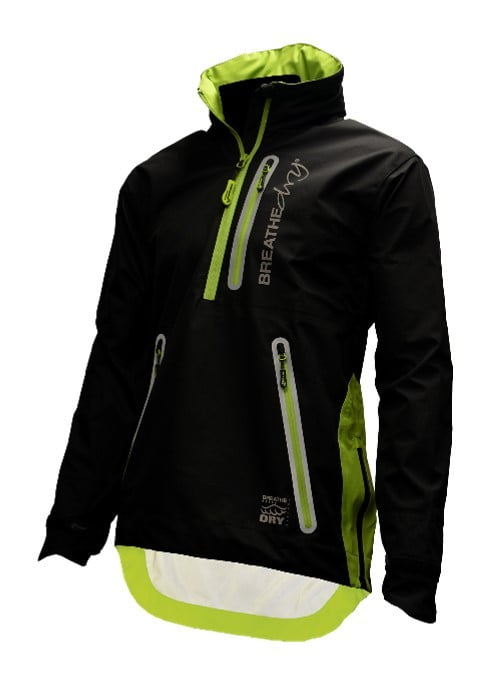 Arbortec Breathedry Black Waterproof Smock