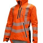 Arbortec Breathedry Hi Vis Orange Waterproof Smock