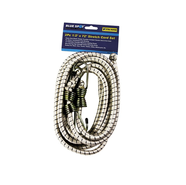 Bungee Cord 2 Piece Various Sizes