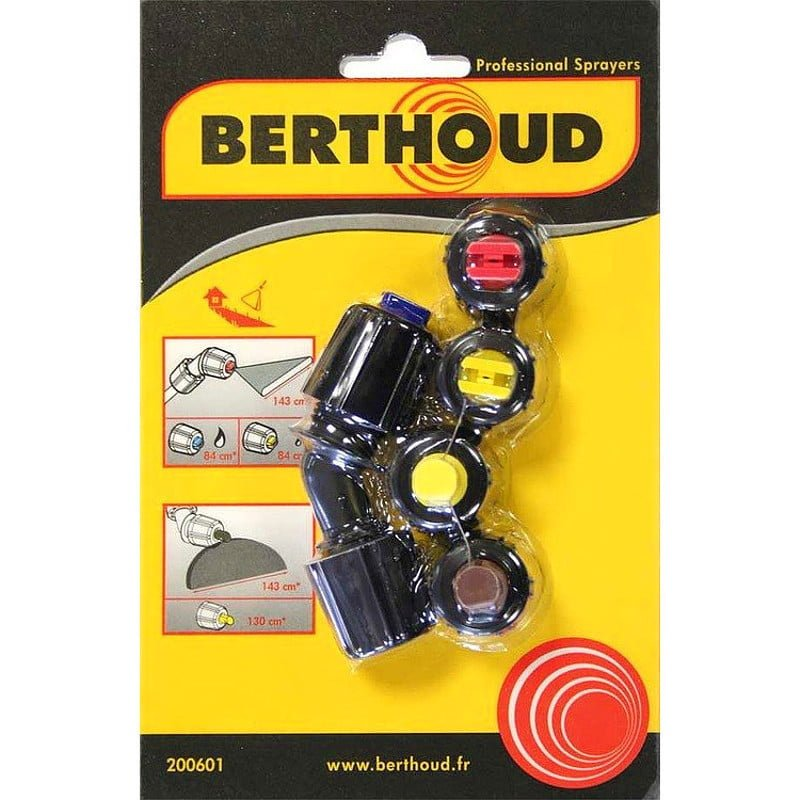 Berthoud – All Treatments Nozzle Kit 200601