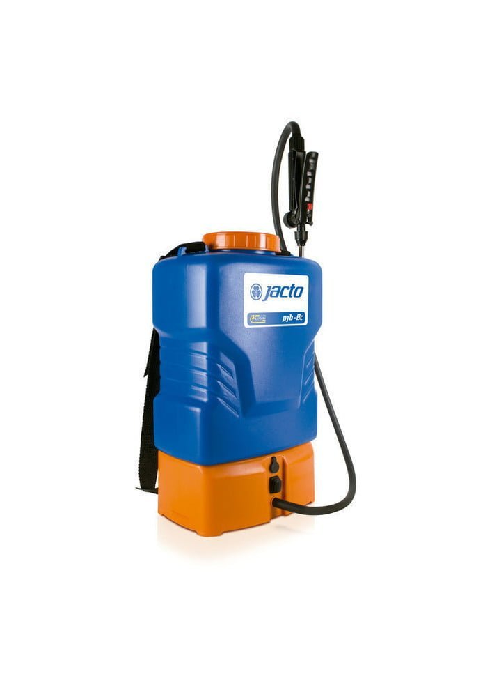 Jacto PJB-8c Battery Operated Knapsack Sprayer 8L