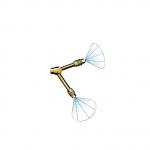 Mesto – 1342 Fork Nozzle (with nozzles 1302)