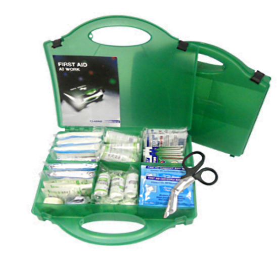 Premium BS 8599 First Aid Kit 10 Persons