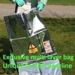 Chemlock® Chemical Hazchem Spillage Bag