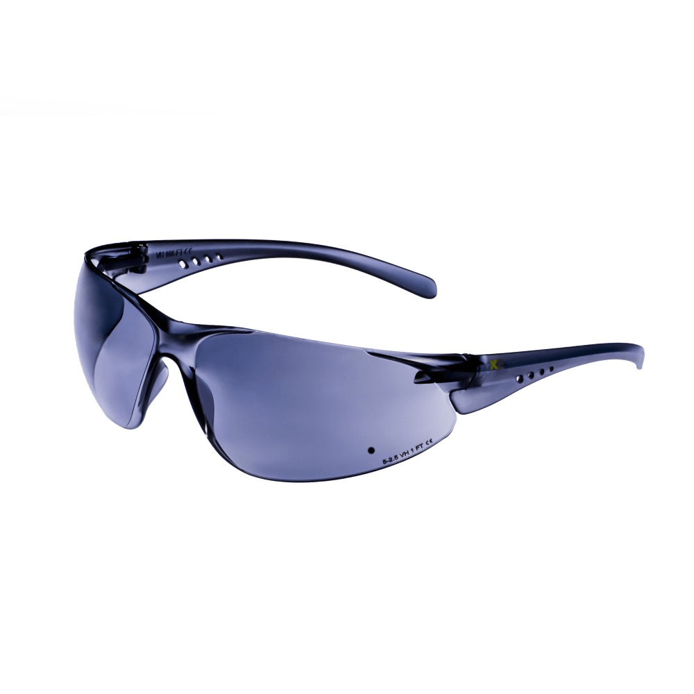 X2 Xcel Smoke Tinted Safety Eyewear – 4133