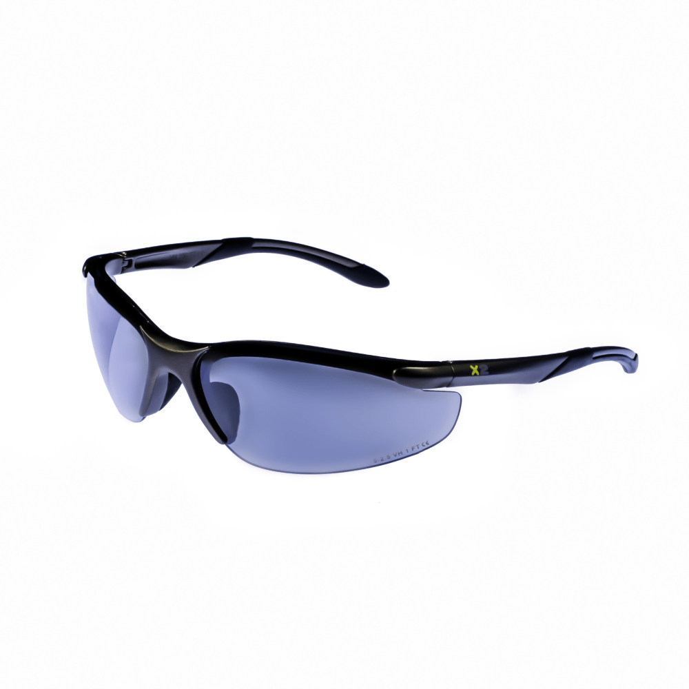X2 Xcess Smoke Mirror Safety Eyewear – 4237