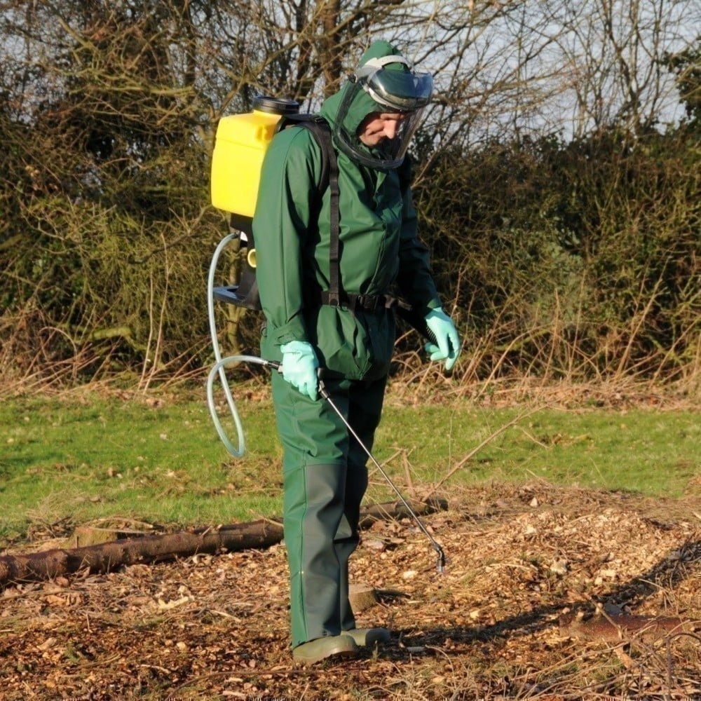 Chem-Lock® Foresty/Amenity 2 Piece Type 4 Spraysuit