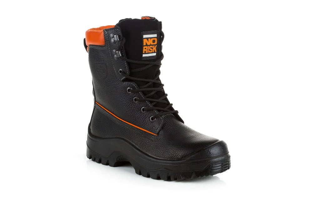 No Risk Logger Class 1 Chainsaw Safety Boot