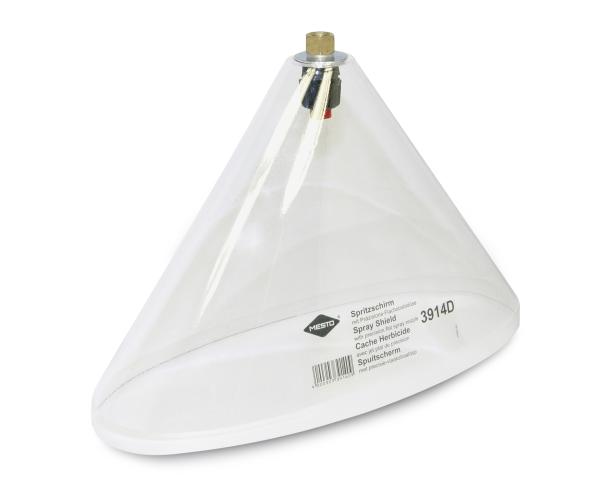 Mesto 3914D Oval Spray Shield