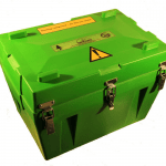 Chemlock® Dual Chemical Transport Box