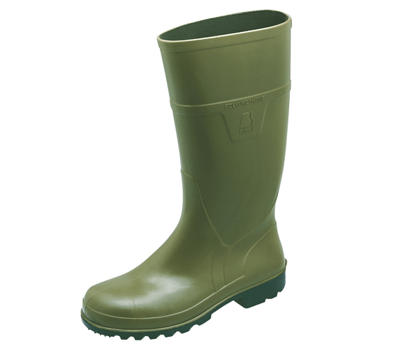 Sievi – Light Safety Wellington Boots Olive S5
