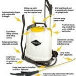 Mesto RS185 18Ltr Backpack Sprayer