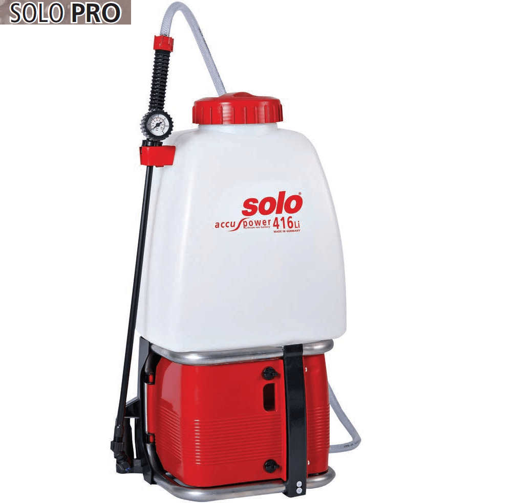 Solo 416Li Electric Knapsack Sprayer