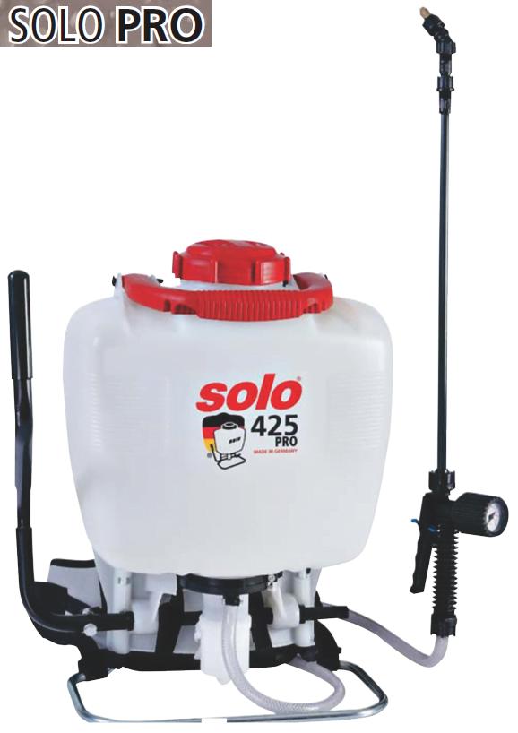 Solo 425P Pro 15L Knapsack Sprayer