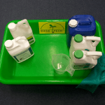 Chem-Lock® Multi Purpose Spillage Tray