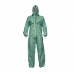 Tyvek 500 Xpert Green Coveralls