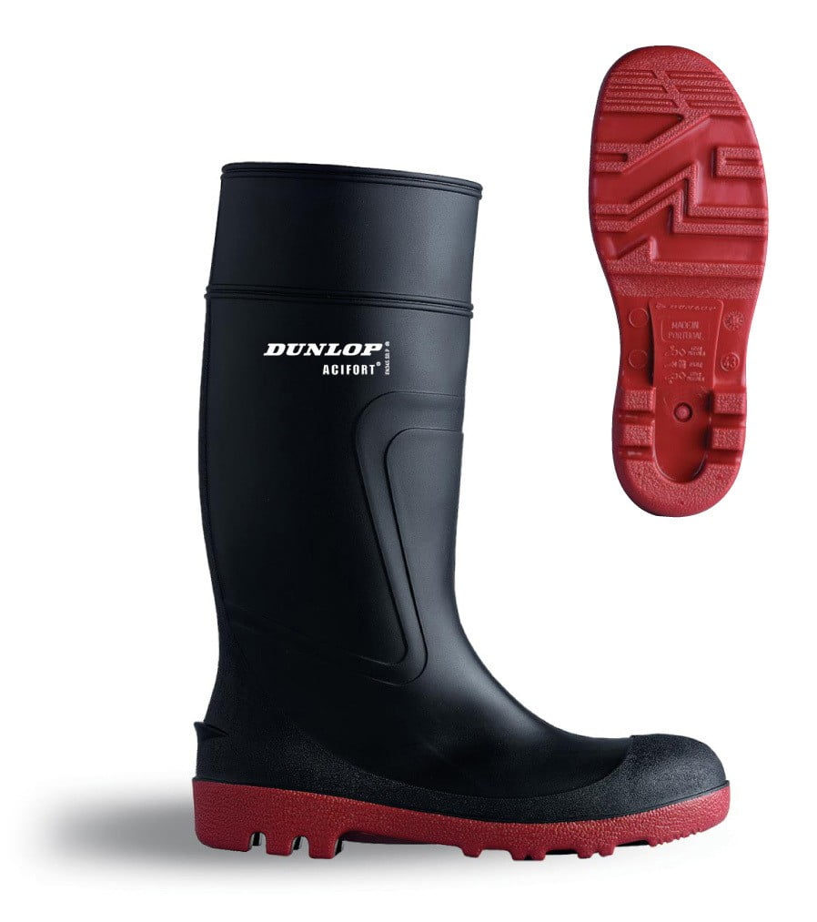 Dunlop Acifort Warwick Safety Wellingtons