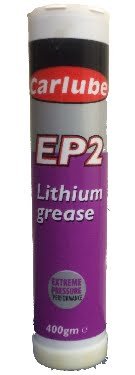 Comma EP2 Lithum Grease 400g Tube