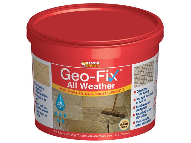 Geo Fix All Weather Paving Jointing Compound