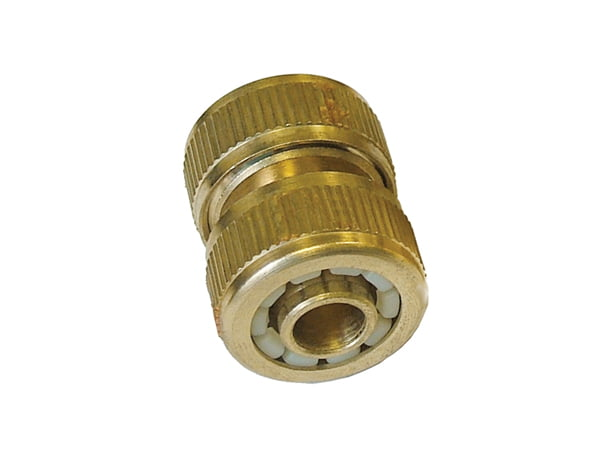 Faithful Brass Hose Mender 1/2in