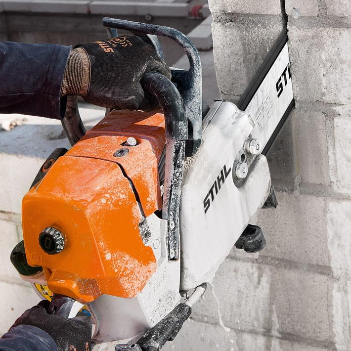 Stihl GS 461 Concrete Saw