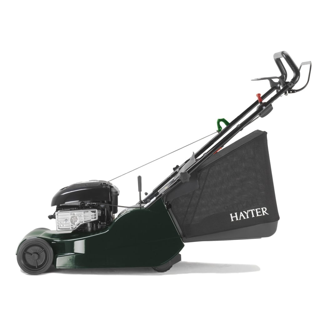Hayter Harrier 48 (474A) Self Propelled VS Lawnmower