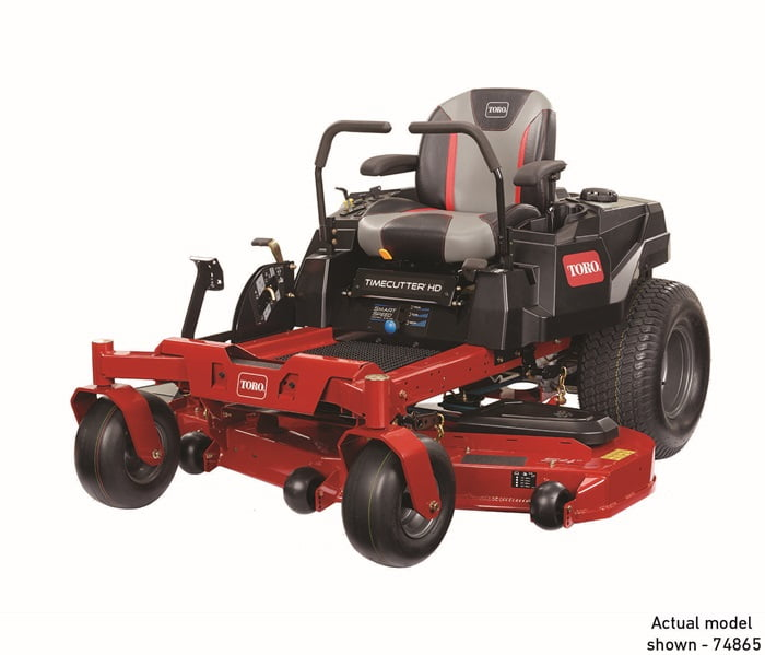 Toro 54″ HD X5450 Timecutter Zero Turn Riding Mower