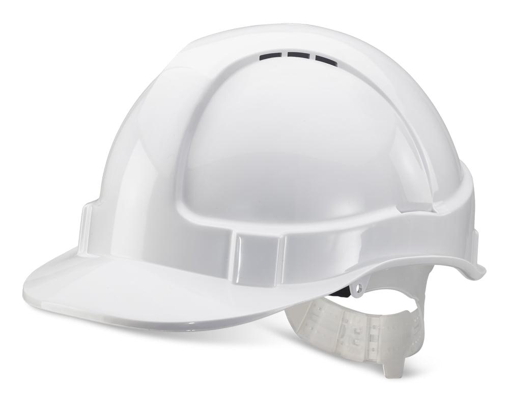 Construction Helmet with Ratchet Headband