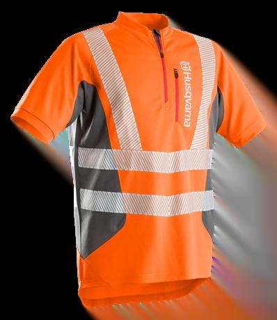Husqvarna Technical Hi-Viz T-Shirt