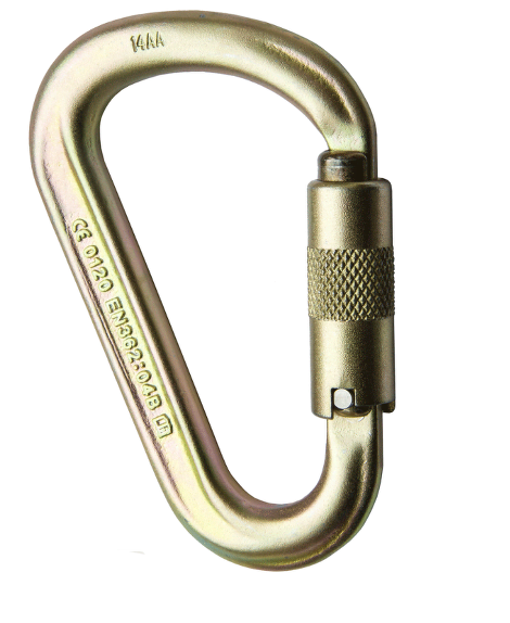 ISC HMS Supersafe Rigging Karabiner