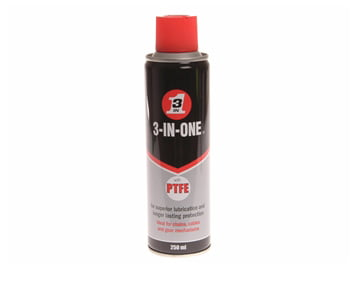 3 in 1 Aerosol 200ml with PTFE