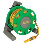 Hozelock 2412 Compact Hose Reel + Multi Purpose Hose