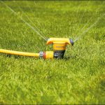 Hozelock 2510 Round Sprinkler 177 Sq Mtr