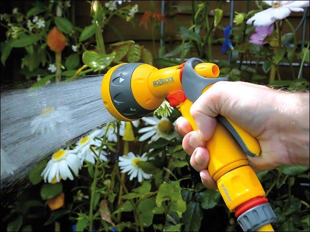 Hozelock 2676 Multi-Pattern Spray Gun