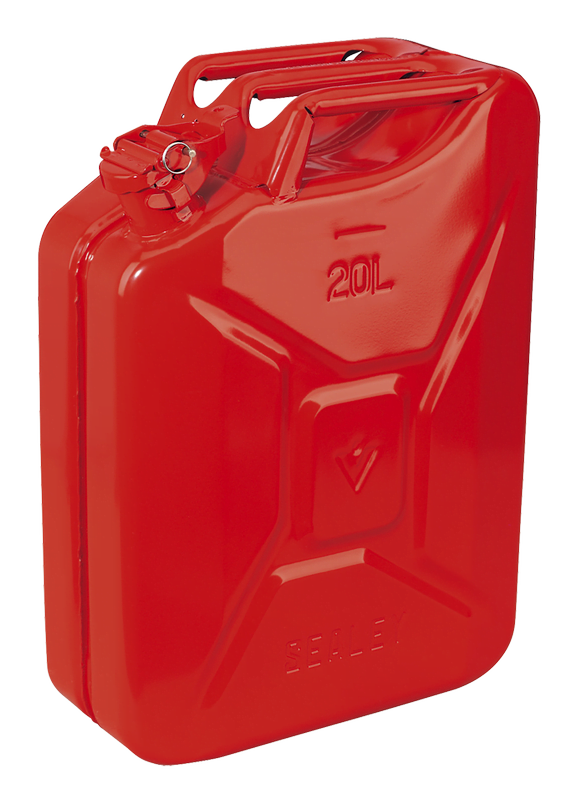 20L Jerry Fuel Can – Choice of Colours