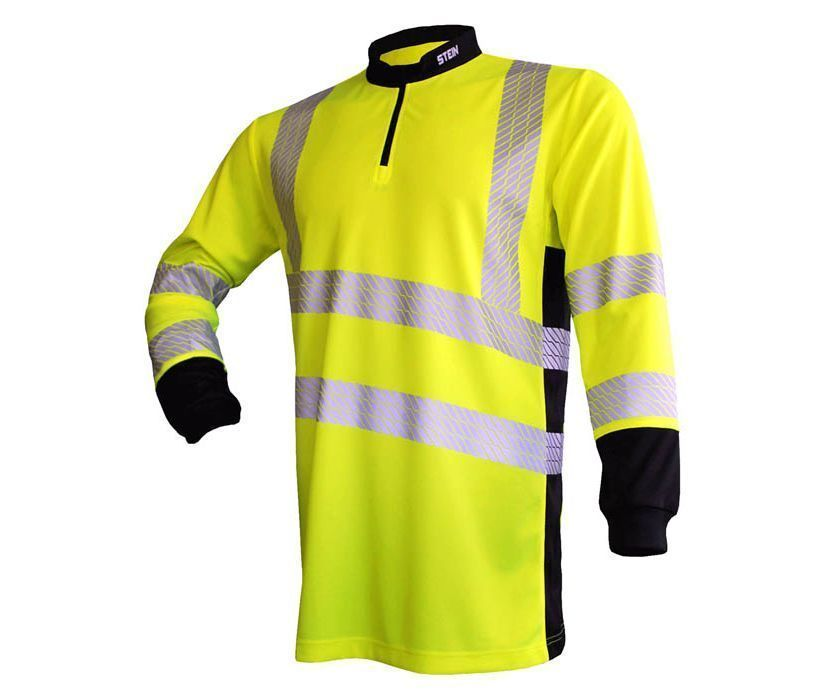 Stein Ventout Hi Vis T-shirt Long Sleeve