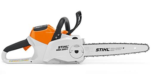 Stihl MSA 200 C-BQ Cordless 14″ Chainsaw