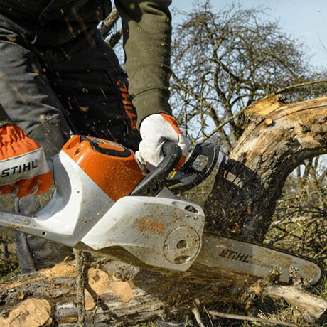 Stihl MSA 220 C-BQ Cordless 14″ Chainsaw