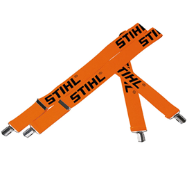 Stihl Orange Braces