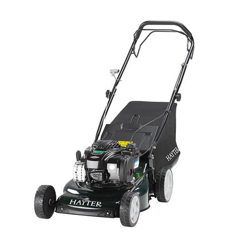 Hayter Osprey 46 Push 4 Wheel Lawnmower