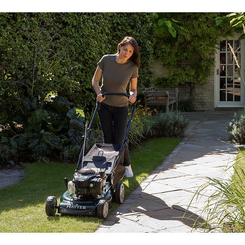 Hayter Osprey 46 Push (610B) 4 Wheel Lawnmower