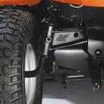 Husqvarna TC 242TX Ride on Lawn Tractor
