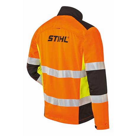 Stihl MS PROTECT Hi-Vis Protective Jacket