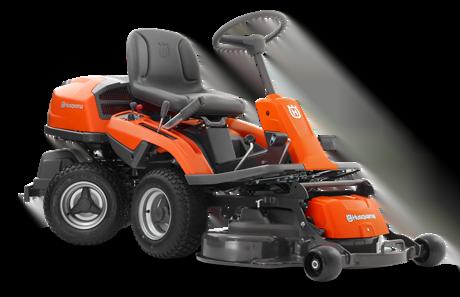 Husqvarna R 214T Rider Mower