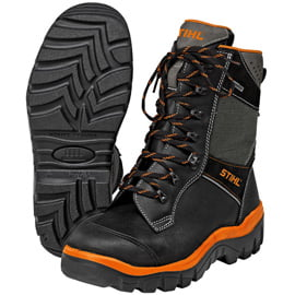 Stihl Ranger GTX Leather Chain Saw Boot