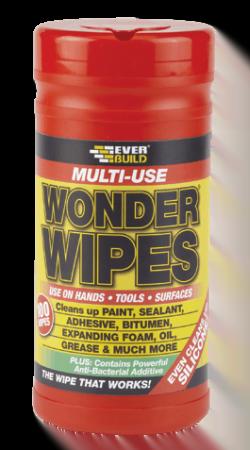 Everbuild Multi Use Wonder Wipes