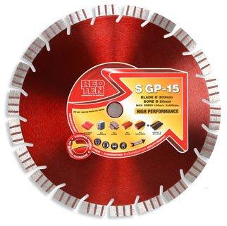 Evo S-GP 15 300mm Diamond Blade