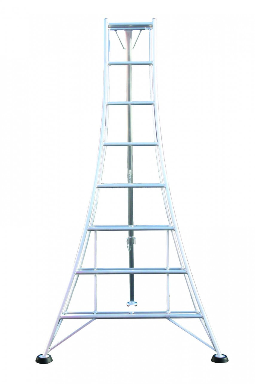 Henchman AIO 3 Leg Adjusting Tripod Ladder 8FT/2.4M