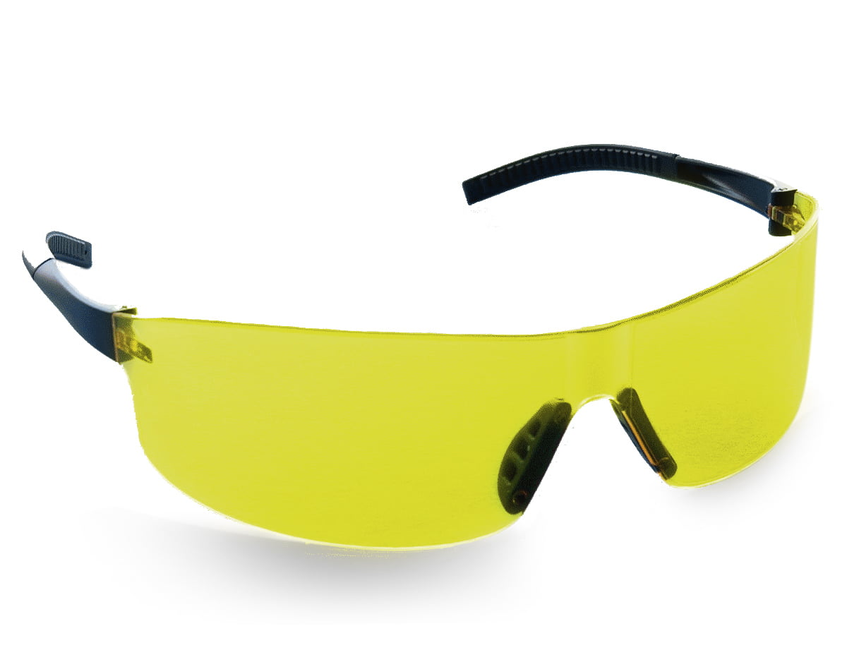 Stein Orbit Safety Glasses – Yellow